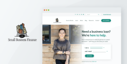 Customer-Centric Website Redesign and Build